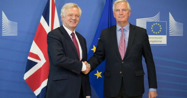 Vấn đề Brexit: Anh – EU đạt được 90% đồng thuận