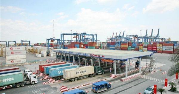 """Liên quan đến 213 container """"mất tích"""" xử lý hai phó cục trưởng"""