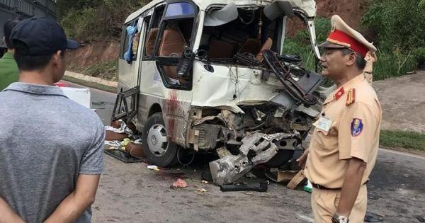 Bộ GTVT: Yêu cầu điều tra nguyên nhân vụ TNGT làm 12 người bị thương ở Sơn La