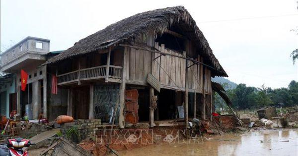 Lào Cai đối phó với mưa rất lớn và lũ quét