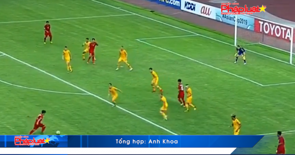 Thua sát nút U19 Australia, U19 Việt Nam hết cơ hội đi tiếp