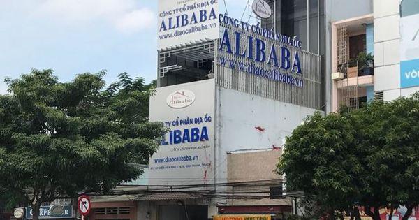 Kiến nghị công an điều tra Công ty cổ phần Địa ốc Alibaba