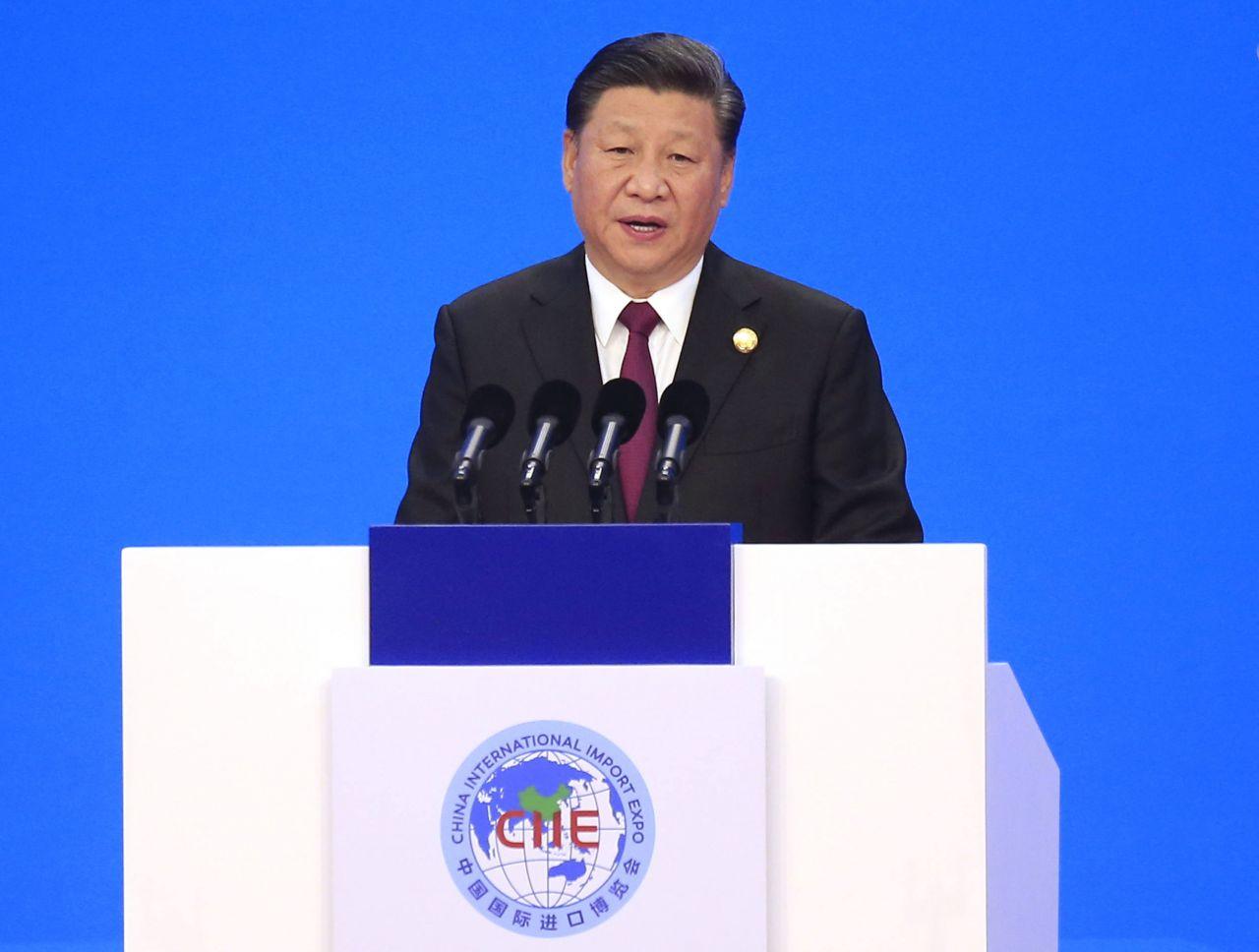 Lãnh đạo Trung Quốc cam kết nhập khẩu 40.000 tỷ USD hàng hóa trong 15 năm