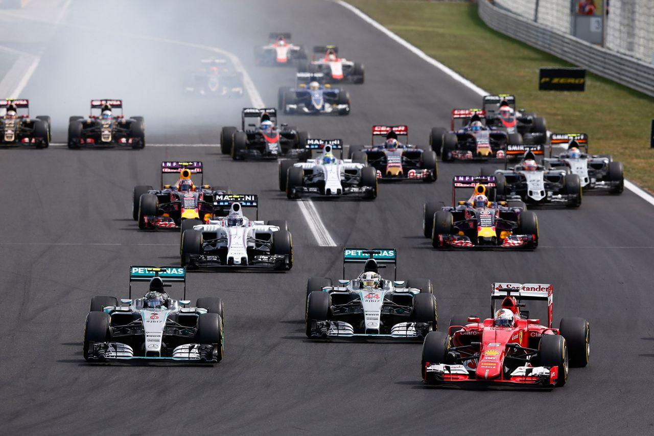 Chính thức: Việt Nam sẽ đăng cai giải đua xe F1 vào 2020