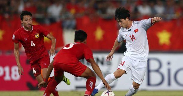 AFF Cup 2018: 3 cầu thủ Việt Nam được báo châu Á vinh danh sau trận thắng Lào