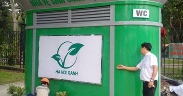 """Hà Nội: Hai năm triển khai, dự án """"Đổi quảng cáo lấy 1000 nhà vệ sinh công cộng"""" bây giờ thế nào?"""