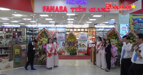 Fahasa khai trương nhà sách thứ 107 tại tỉnh Tiền Giang
