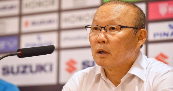HLV Park Hang-seo: 'Tôi vui vì thắng đẹp Malaysia'