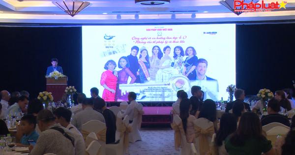 Hơn 100 doanh nghiệp tham dự tọa đàm pháp luật về xu hướng làm đẹp 4.0