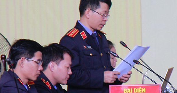 Ông Phan Văn Vĩnh bị đề nghị 84-90 tháng tù