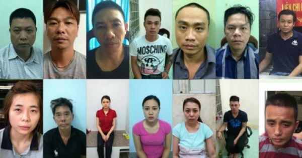 """TP.HCM xét xử trùm ma túy Văn Kính Dương và đồng phạm """"hot girl"""""""