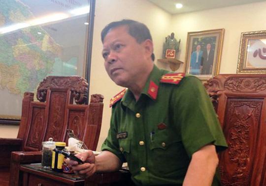 Đình chỉ Trưởng Công an TP Thanh Hóa bị tố nhận 260 triệu đồng
