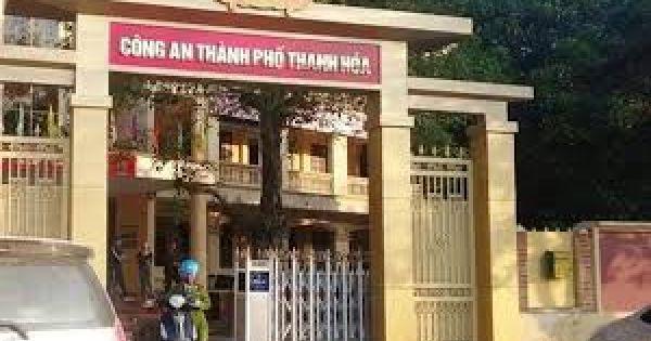 """Đình chỉ Trưởng Công an TP Thanh Hóa bị tố nhận 260 triệu đồng """"chạy án"""""""