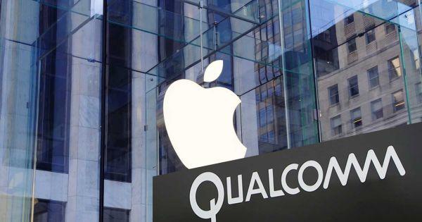 """Apple và Qualcomm """"hẹn nhau"""" quyết đấu tại tòa vào năm 2019"""