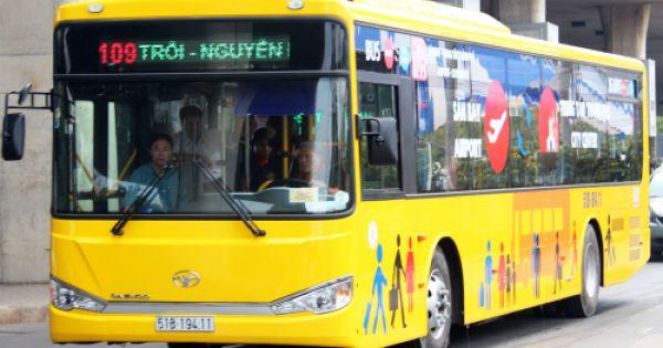 """Sắp có tuyến buýt """"5 sao"""" từ Tân Sơn Nhất đi Vũng Tàu"""