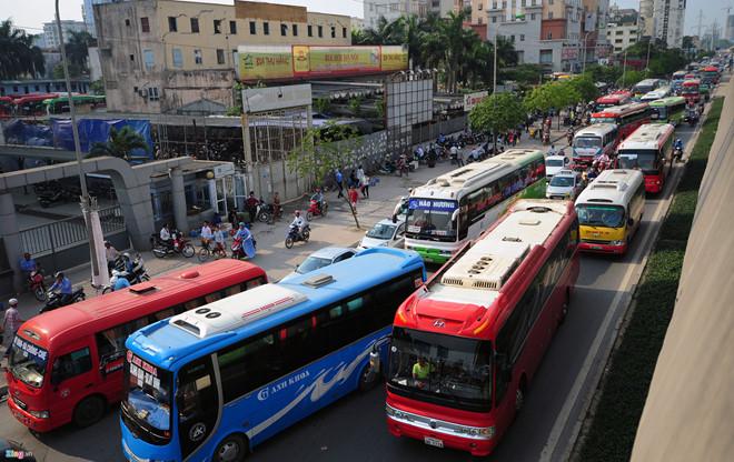 Hà Nội thông qua quy hoạch bến, bãi đỗ xe trị giá hàng tỷ USD