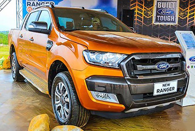 Hơn 17.000 xe Ford ở Việt Nam phải triệu hồi do lỗi khoá cửa