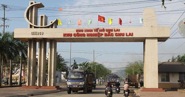 Chính phủ điều chỉnh quy hoạch Khu kinh tế mở Chu Lai