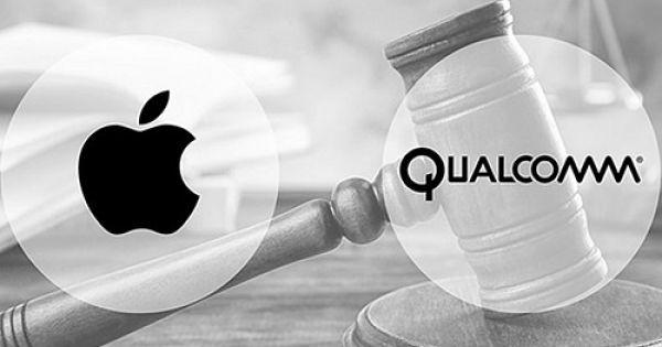 Nhóm nhà sản xuất iPhone kiện Qualcomm, đòi bồi thường 9 tỉ USD