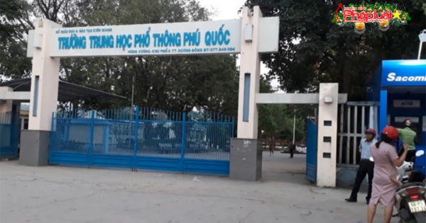Kiên Giang: Thầy giáo làm lộ đề, 473 học sinh phải thi lại