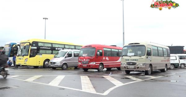 Quảng Ngãi: Khan hiếm vé xe Tết đi ngày cao điểm sau Tết Kỷ Hợi 2019