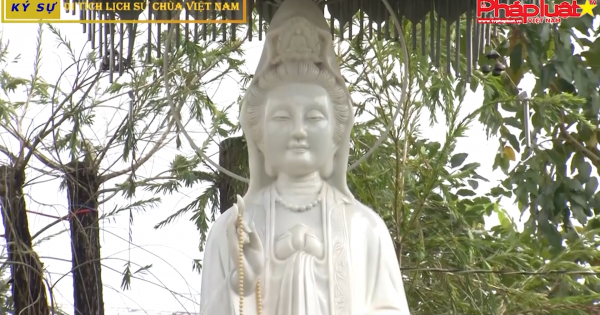 Bửu Lâm Cổ Tự - Di tích lịch sử văn hóa cổ nhất tỉnh Tiền Giang