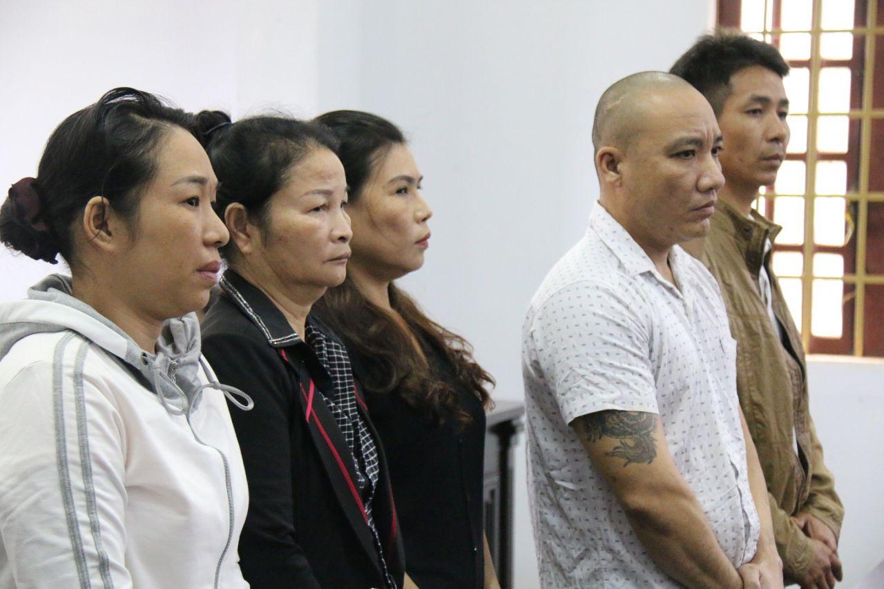Xét xử vụ tạp chất cà phê: 5 đối tượng lãnh án hơn 36 năm tù