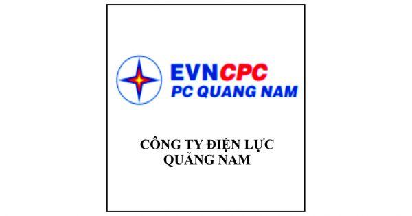 Công ty Điện lực Quảng Nam Chúc mừng năm mới