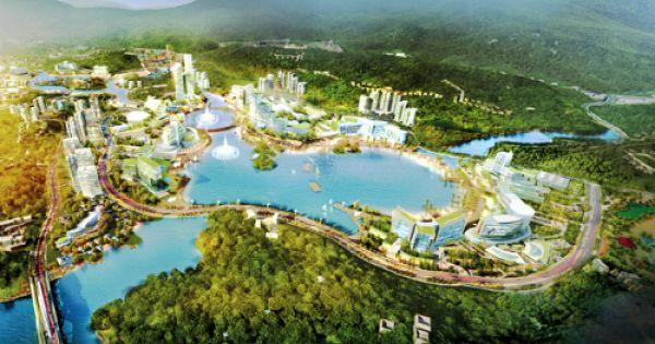 Vân Đồn sẽ thành trung tâm tài chính châu Á - Thái Bình Dương