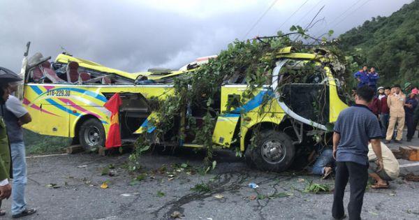 Sau tai nạn xe khách rơi vực đèo Hải Vân: Kiến nghị cấm xe khách lên đèo