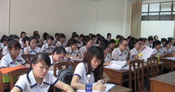 TP. HCM dự kiến không công bố đề thi minh họa kỳ thi tuyển sinh vào lớp 10
