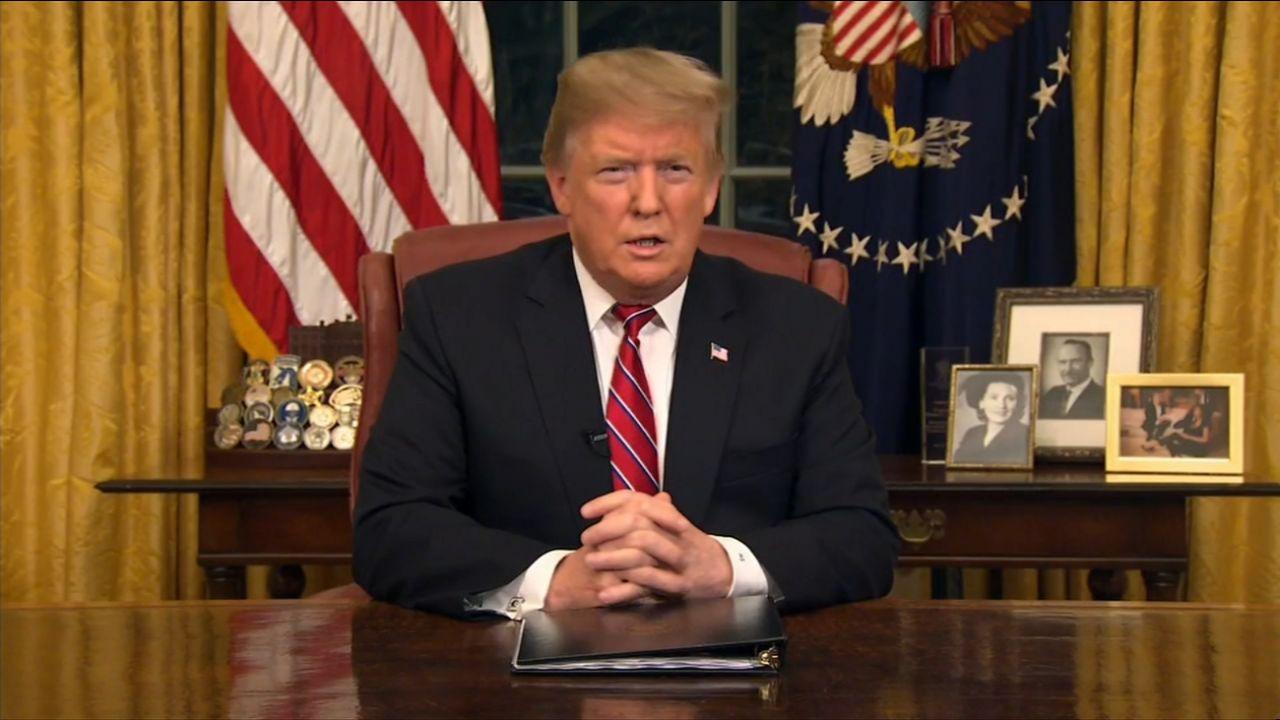 Mỹ: Chủ tịch Hạ viện chỉ trích Tổng thống Trump gây bất ổn
