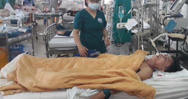 """Bác sĩ tại BV Quảng Trị: """"Truyền bia giải độc rượu vì bệnh viện không có sẵn ethanol'"""