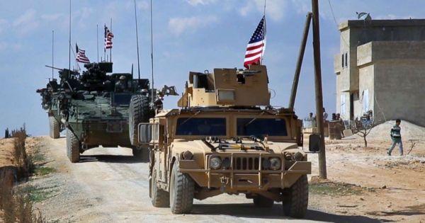 Mỹ bắt đầu rút bớt khí tài quân sự khỏi Syria