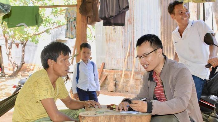 Gia Lai: Gần 40 dân tộc tiểu số ra Hải Phòng thi bằng lái