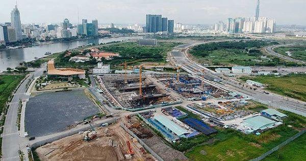 Thanh tra toàn bộ dự án trong Khu đô thị mới Thủ Thiêm