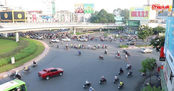 Thông xe Nhánh cầu vượt cuối cùng ở cửa ngõ sân bay Tân Sơn Nhất