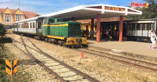 Hơn 10.000 tỷ khôi phục tuyến đường sắt răng cưa Tháp Chàm – Đà Lạt