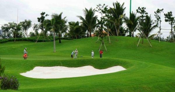 Bỏ quy hoạch sân golf