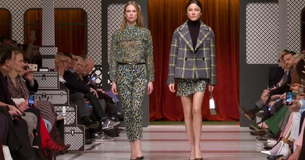 Marc Cain fashion show Fall/Winter 2019 at the Fashion Week Berlin