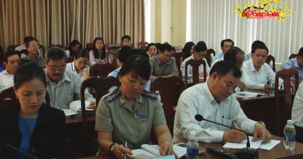 Cục công tác phía Nam – Bộ Tư pháp tổ chức hội nghị triển khai công tác năm 2019