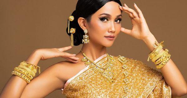 H'Hen Niê lọt danh sách top 20 Hoa hậu đẹp nhất thế giới 2018