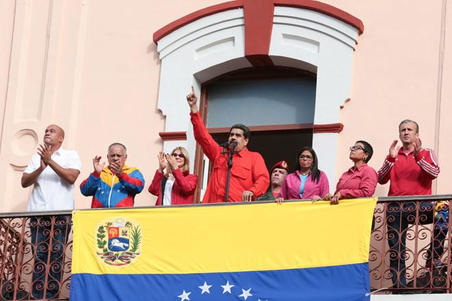 Venezuela quyết không công nhận