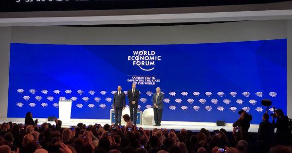 Davos 2019: Lãnh đạo các nước kêu gọi tăng cường quản lý dữ liệu