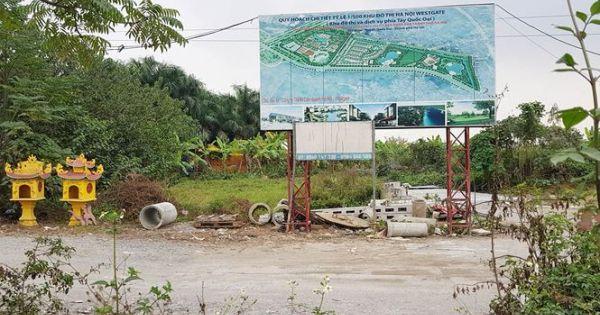 Hà Nội lập tổ kiểm tra hàng loạt dự án sử dụng đất