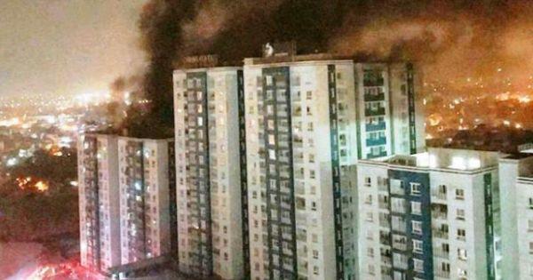 Hà Nội: Cảnh báo hiểm họa cháy nổ chung cư dịp Tết