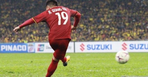 Quang Hải được đề cử giải Bàn thắng đẹp nhất Asian Cup 2019