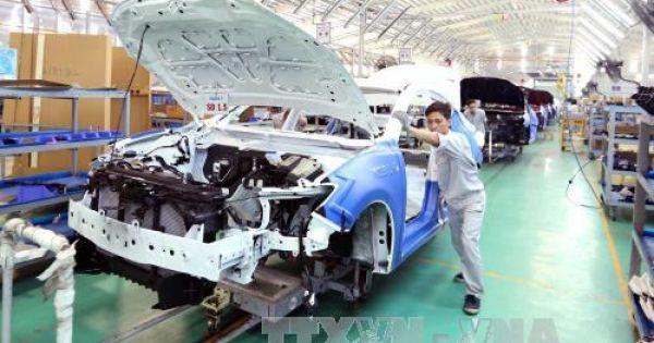 Bộ Công Thương hỗ trợ các dự án ngành ô tô