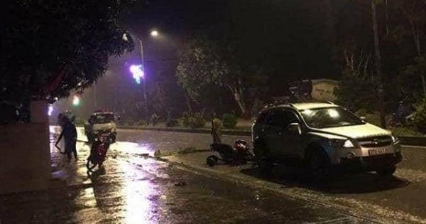 Đình chỉ thiếu tá lái xe gây tai nạn khiến 4 người thương vong