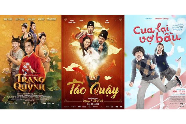 Kỷ Hợi 2019: Phim Việt thống lĩnh